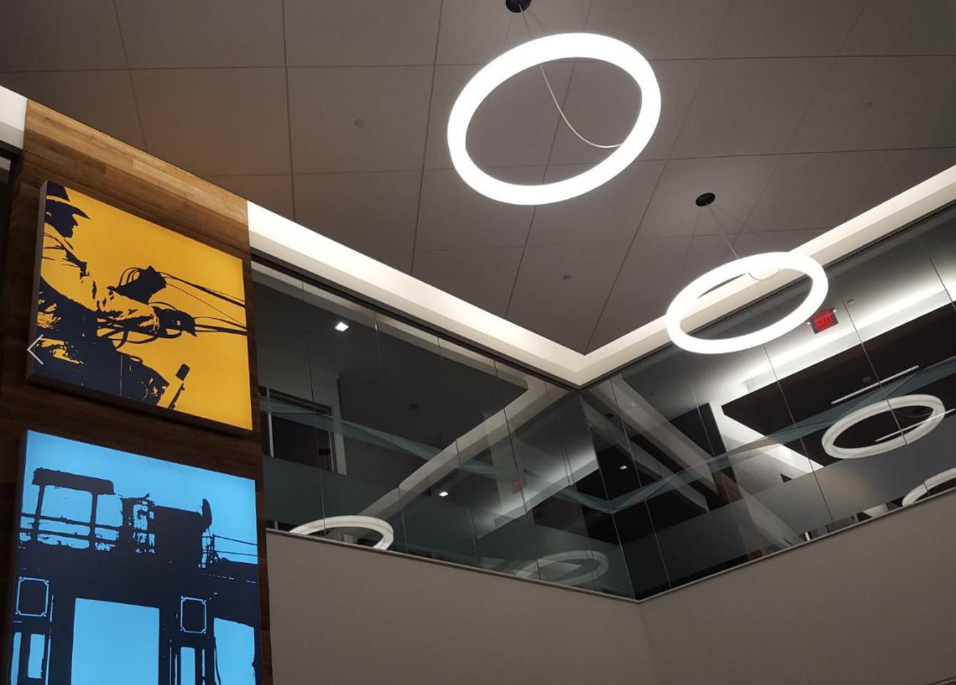 Wells Fargo Brigham Pt  2   Bagby Lighting