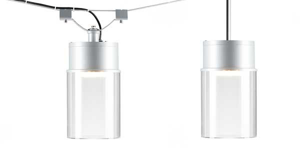 Selux Lanova Catenary Pendant Bagby Lighting
